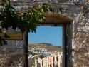 The gate at Bodrum Castle