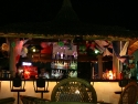 Local bar at night in Gumbet, Bodrum