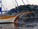 Yachts at Gumusluk, Bodrum, Turkey